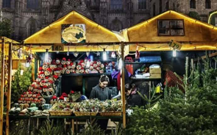 ESSENTIAL PLANS TO ENJOY CHRISTMAS IN BARCELONA